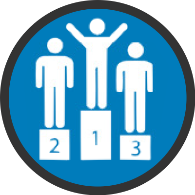competitor strategy icon