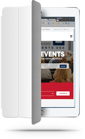 Website Design Special Project - Big Events USA