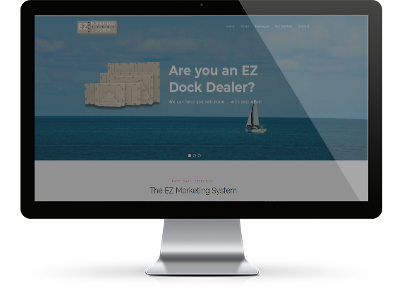 Website Design Special Project - EZ Dock