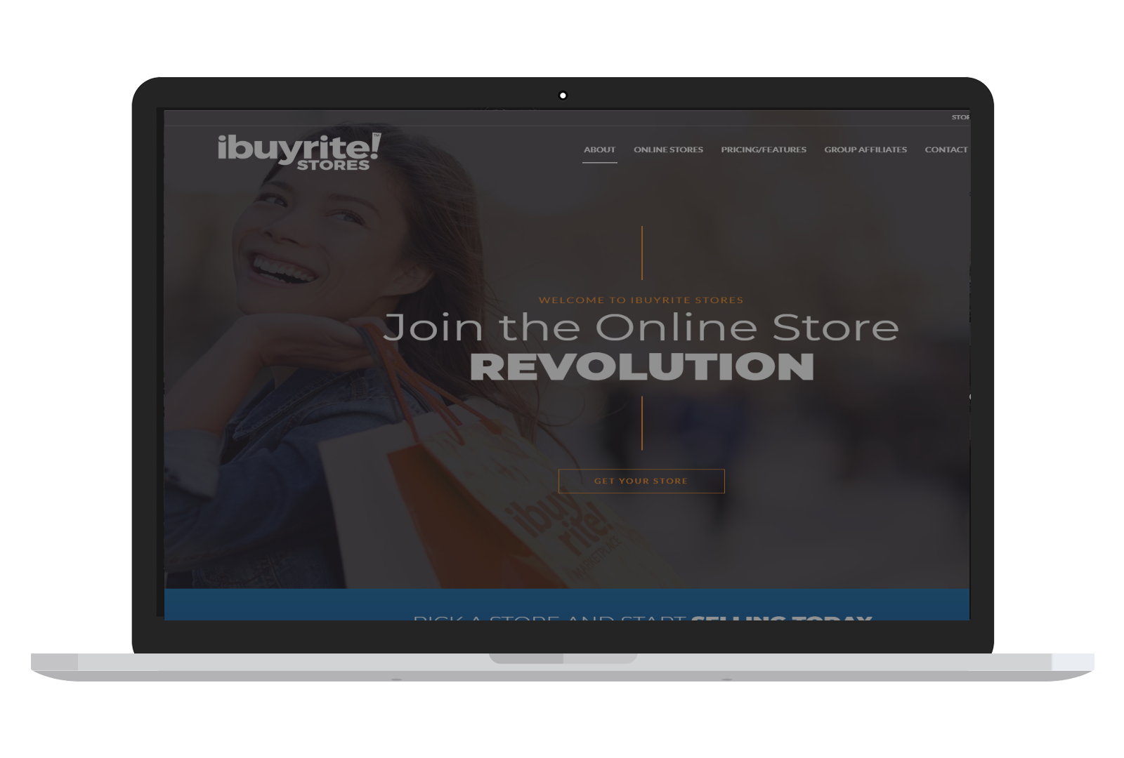 Website Design Special Project - iBuyRite